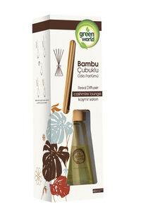 Green World Bambu Çubuk 75 Ml Kaşmir Salon