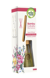 Green World Bambu Çubuk 75 Ml Nostalji