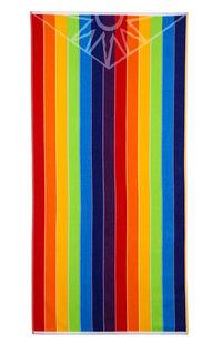 Özdilek Summer Heat Beach Rainbow Plaj Havlusu 70X140 Cm.
