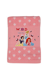 Özdilek Princess World Disney Lisanslı Havlu Pembe 50x90