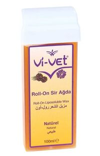 Vivet 100Ml Kartuş Sir Ağda Naturel