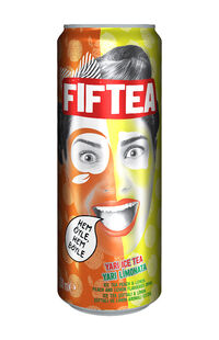 Fiftea Şeftali Limon 330 Ml
