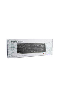 Klavye Usb Q Everest Kb-517U
