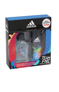 adidas Parfüm Erkek Team Five 100 Ml+ Deodorant Set