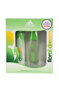 adidas Set Edt + 150 Ml Deodorant Floral