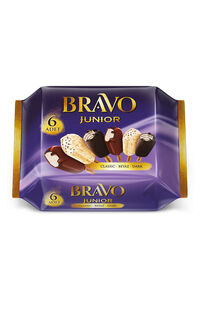 Golf Bravo Junior Klasik-Beyaz-Dark 360 Ml