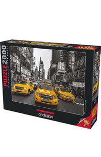 Puzzle Perre New York Taxi 3938