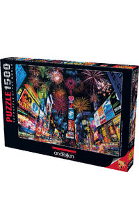 Puzzle Perre New York 4545