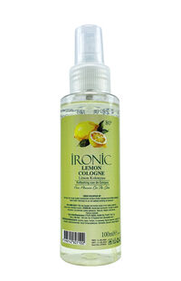 İronic Limon Kolonyası Sprey 100 ml