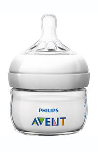 Avent Natural PP Biberon 60 Ml Tekli