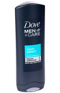 Dove Duş Jeli 250Ml Men Aqua Impact Men