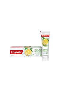 Colgate Diş Macunu 75Ml NAtural Extracts Limon Yağı