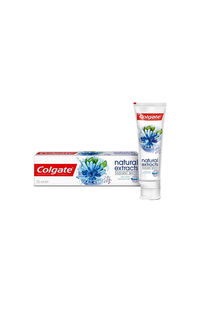 Colgate Diş Macunu 75Ml Natural Extract Deniz Tuzu