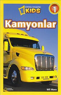 National Geographic Kids- Kamyonlar