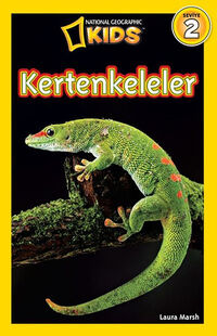 National Geographic Kids - Kertenkeleler