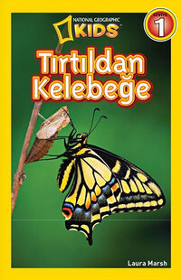 National Geographic Kids - Tırtıldan Kelebeğe
