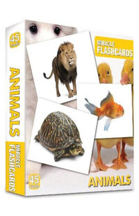 Miracle Flashcards Animals - Kolektif