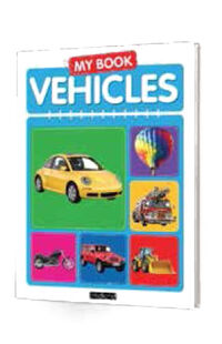 My Book Vehicles - Kolektif