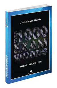 İngilizce Just Exam Words - Murat Kurt