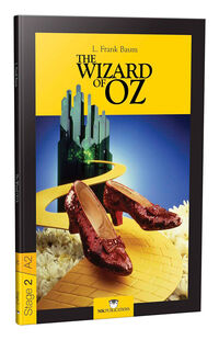 Hikaye Kitabı The Wizard Of Oz Stage 2