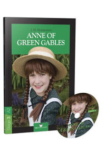 Anne of Green Gables CD'li Stage 3 - Lucy Maud Montgomery