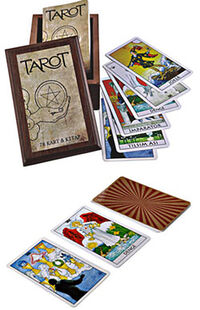Tarot Destesi ve Kitabı Hilal Altundal