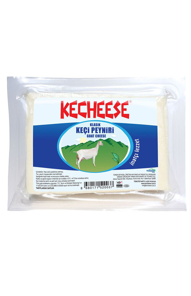 Image for Kecheese Klasik Keçi Peyniri Kg. from Bursa