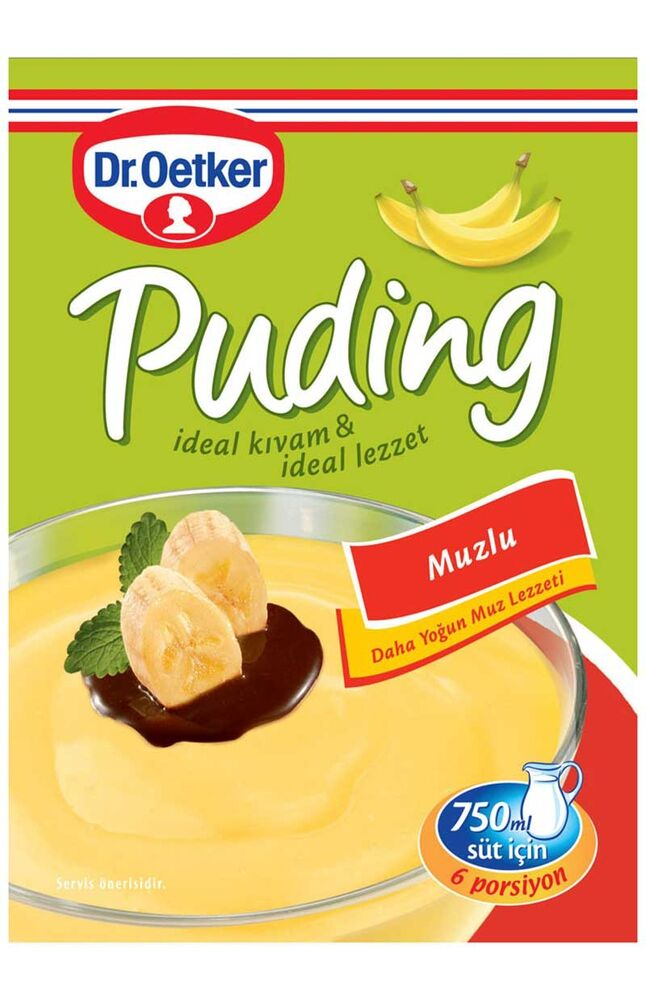 Image for Dr.Oetker Muzlu Puding 125 Gr from Bursa