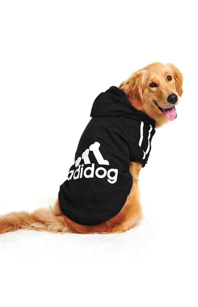 Image for Pet Kıyafet Adidog Sweatshirt Siyah Xxl from Bursa