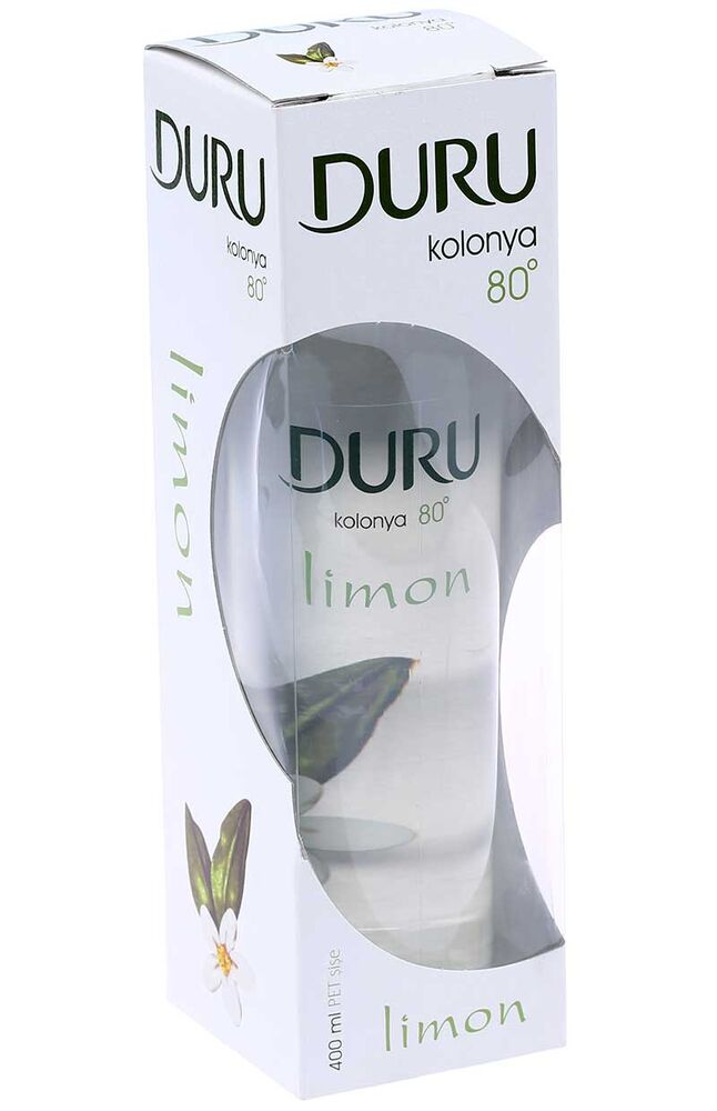 Duru Kolonya 400Ml Pet Şişe