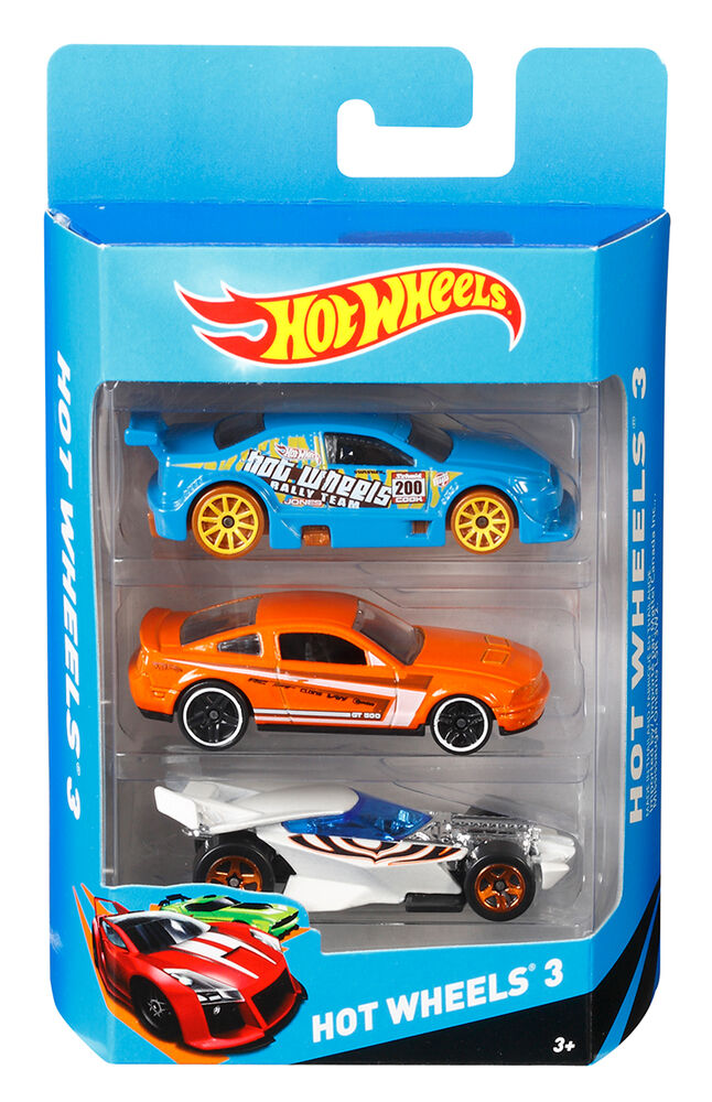 Image for Hot Wheels Üçlü Araba Seti K5904 from Özdilekteyim