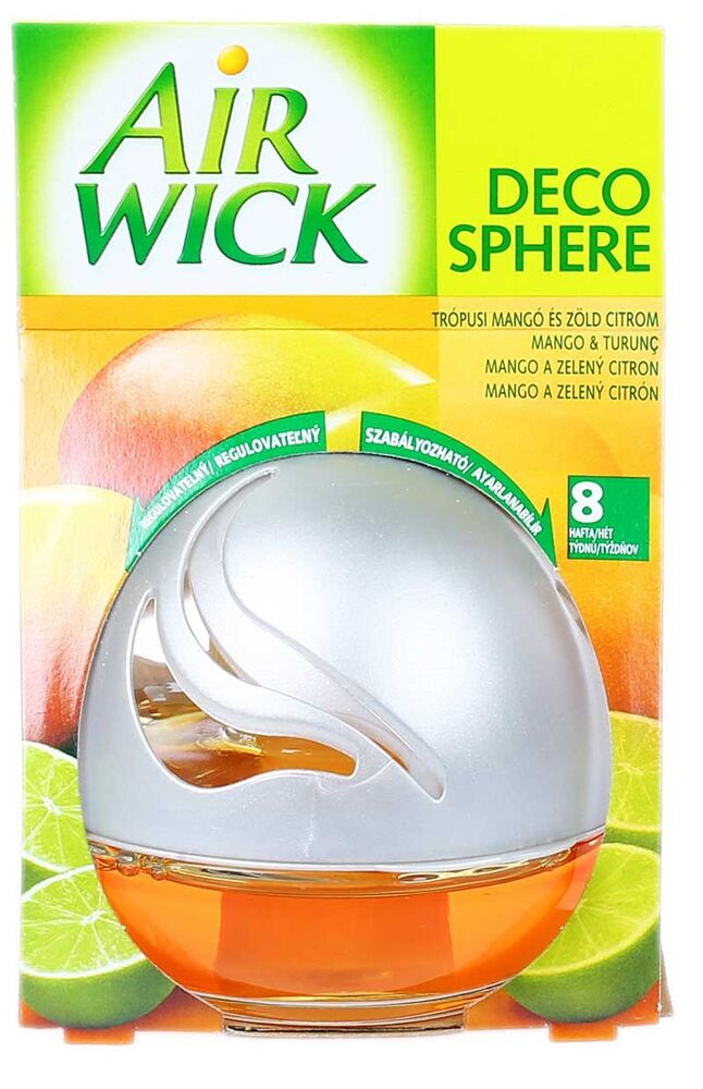Image for Air Wick Decosphere Mango&Turunç from Antalya