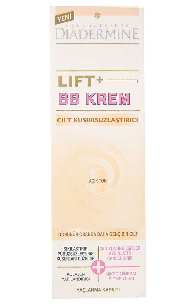 Image for Diadermine Bb Krem Tube 50 Ml Light from Kocaeli