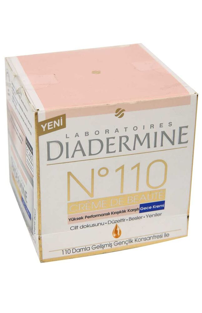 Image for Diadermine No110 Gece Kremi 50 Ml from Bursa