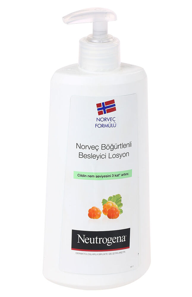 Image for Neutrogena Nordic Berry Vücut Losyonu 400 Ml from İzmir