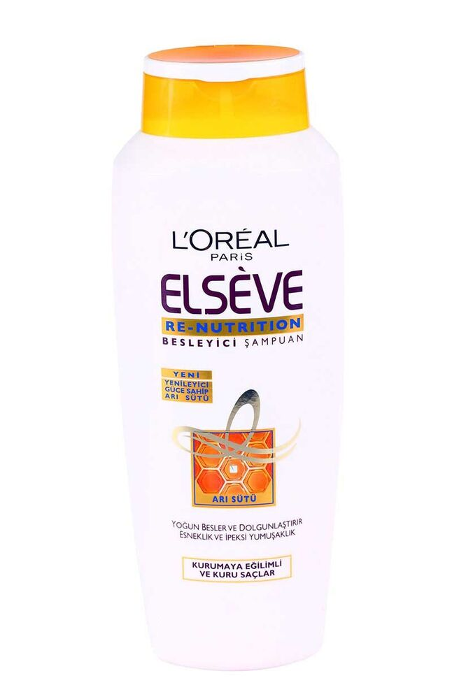 Elseve Şampuan 600Ml Re Nutrition