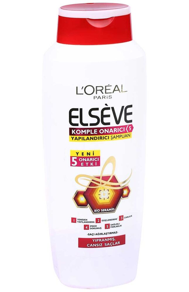 Image for Elseve Şampuan 600Ml Total Repair 5 from Bursa