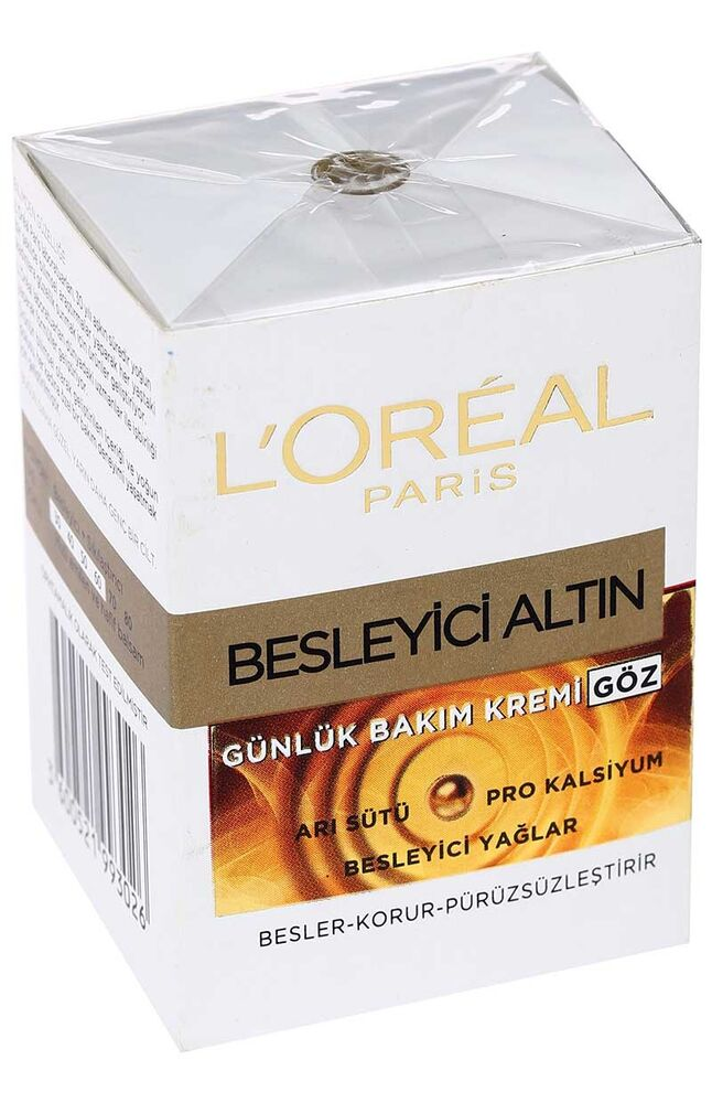 Image for Dermo Expert Nutrigold Göz Kremi 15Ml from Kocaeli