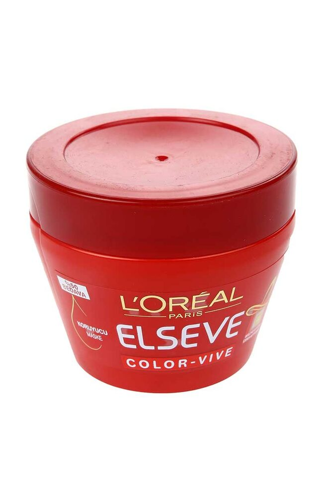 Elseve Saç Maskesi Colorvive 300Ml