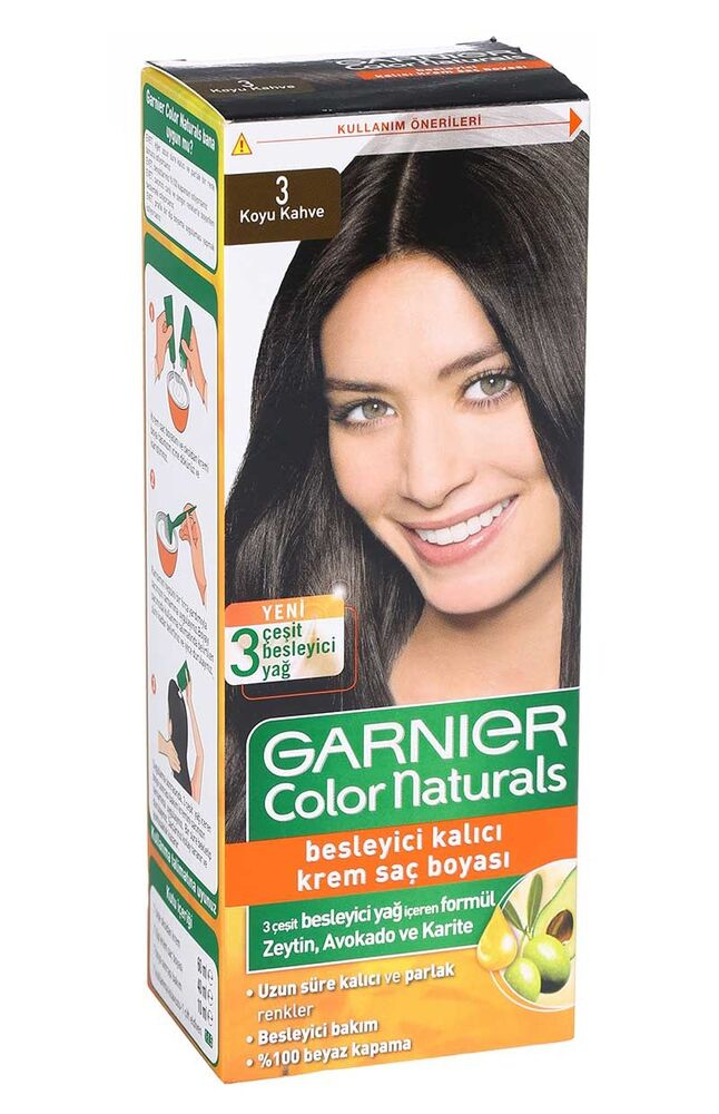 Image for Garnier Colornat N°3 Koyu Kahve from Bursa