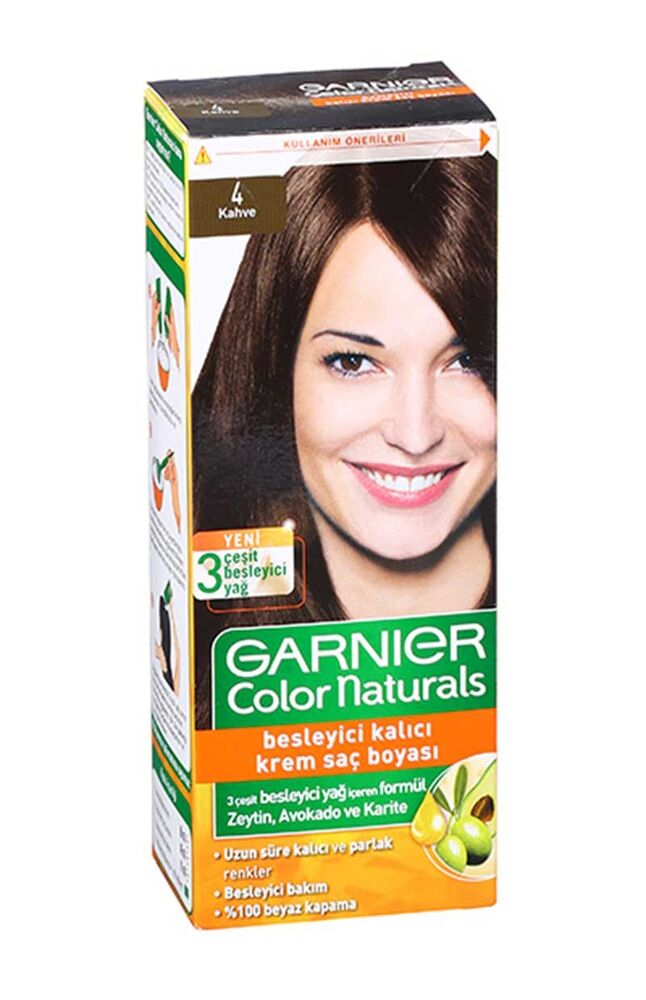 Image for Garnier Colornat N°4 Kahve from Kocaeli
