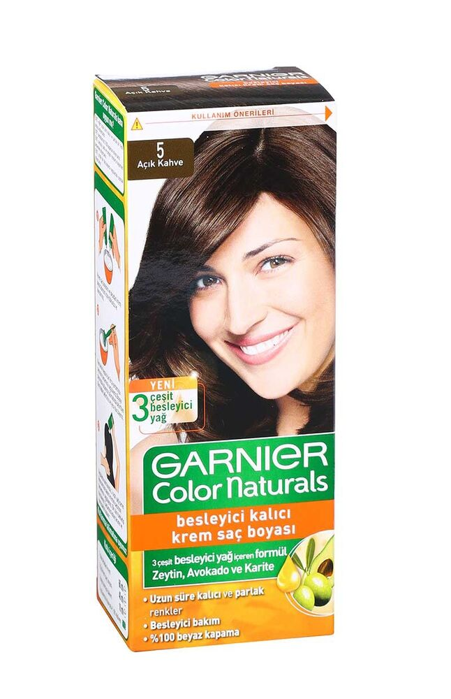 Image for Garnier Colornat N°5 Açık Kahve from Bursa