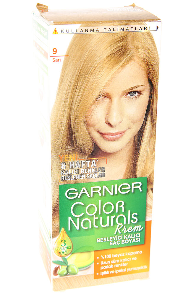 Image for Garnier Colornat N°9 Sarı from Kocaeli