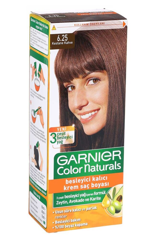 Image for Garnier Colornat N°6.25 Kestane Kahve from İzmir