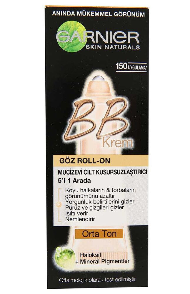 Garnier Skin Naturals Goz Roll On Bb Orta Ton