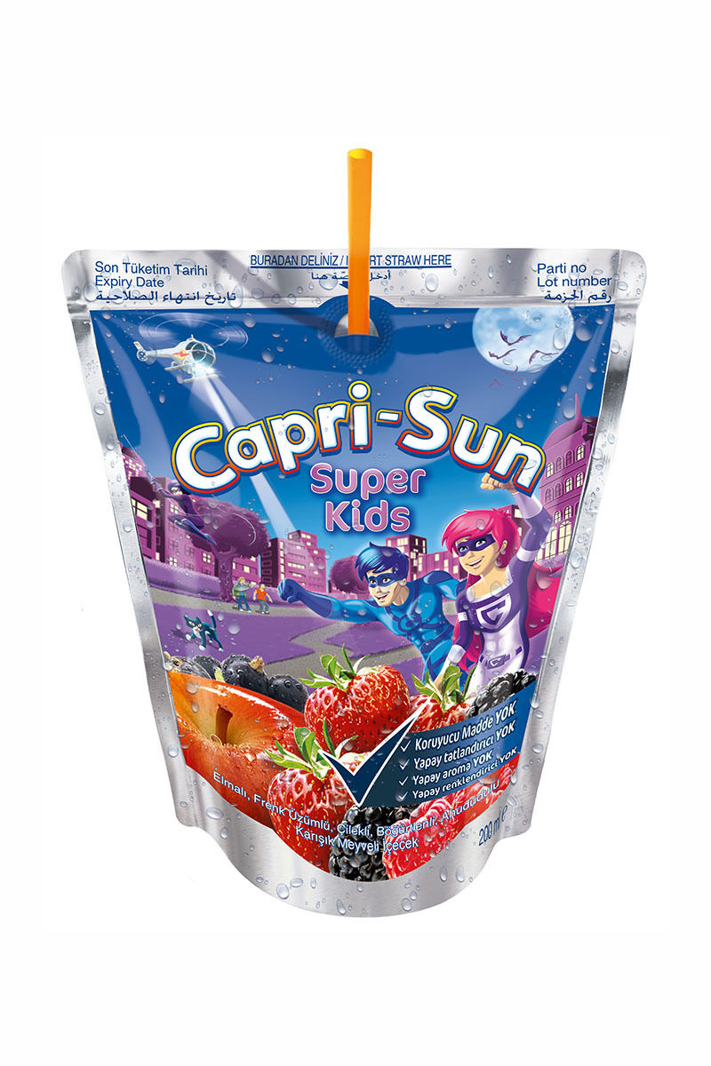 Image for Caprı-Sun 200Ml Superkıds from Eskişehir