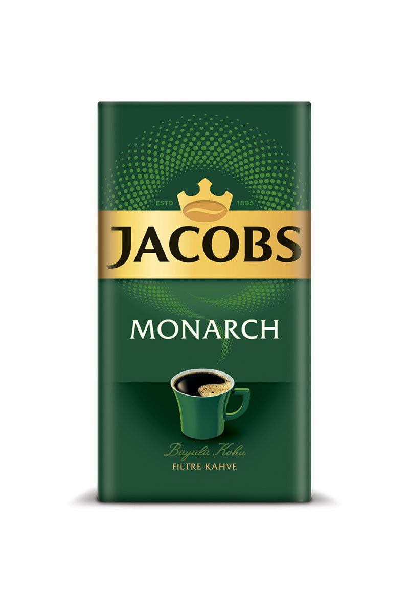 Jacobs Monarch Gold Filtre 500Gr Filtre Kahve.