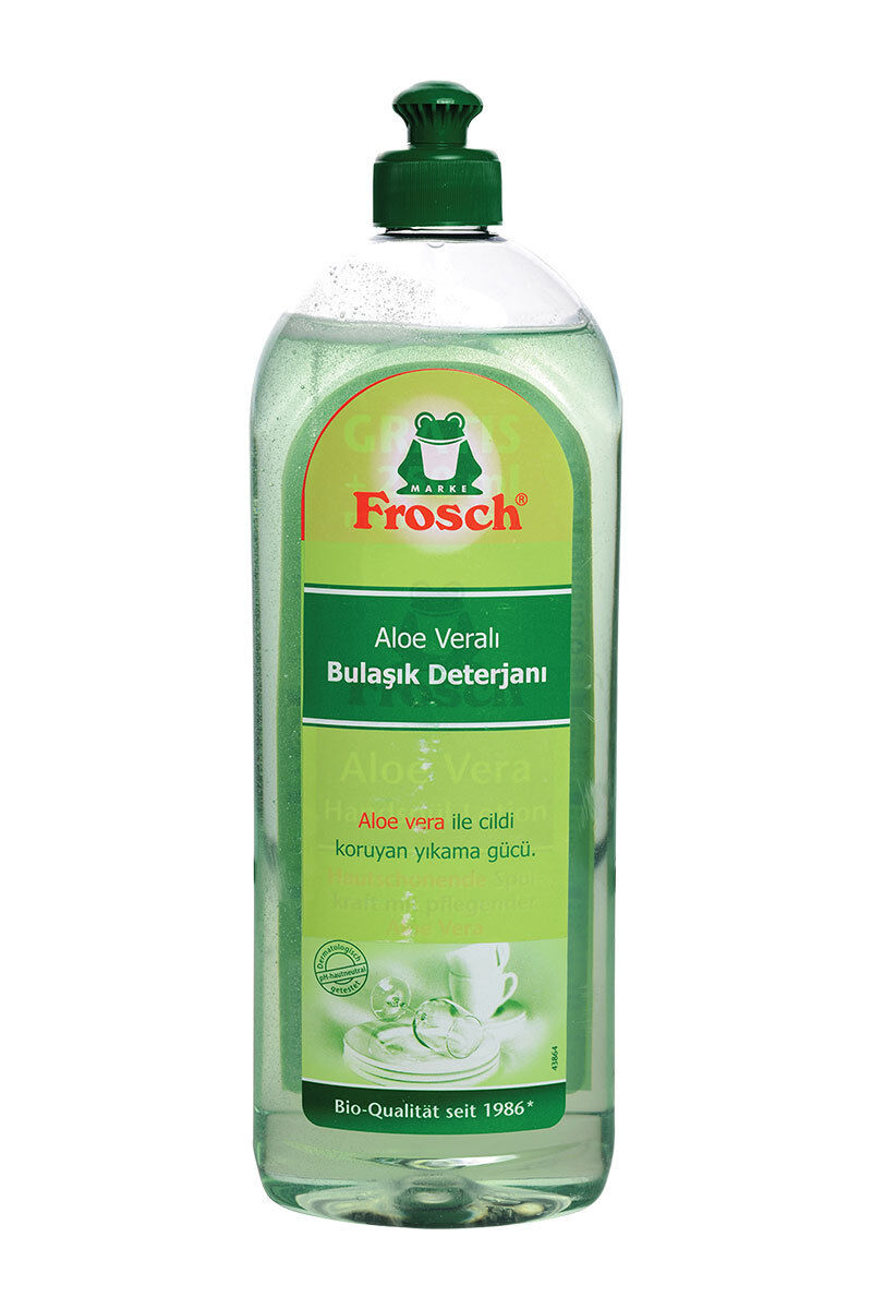 Image for Frosch 750 Ml Bulaşık Deterjanı Aloe Vera from Bursa