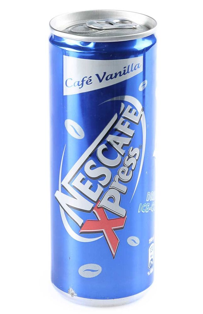 Nescafe Xpress 250Ml Vanilyalı