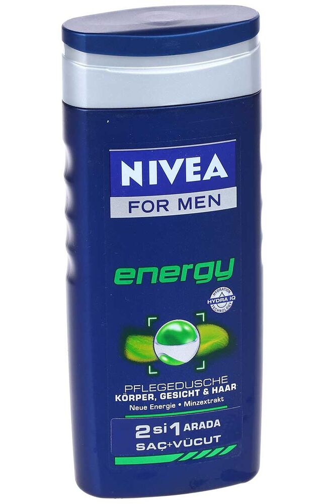 Nivea Duş Jeli 250 Ml Men Energy